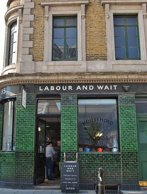 Labour and Wait | London