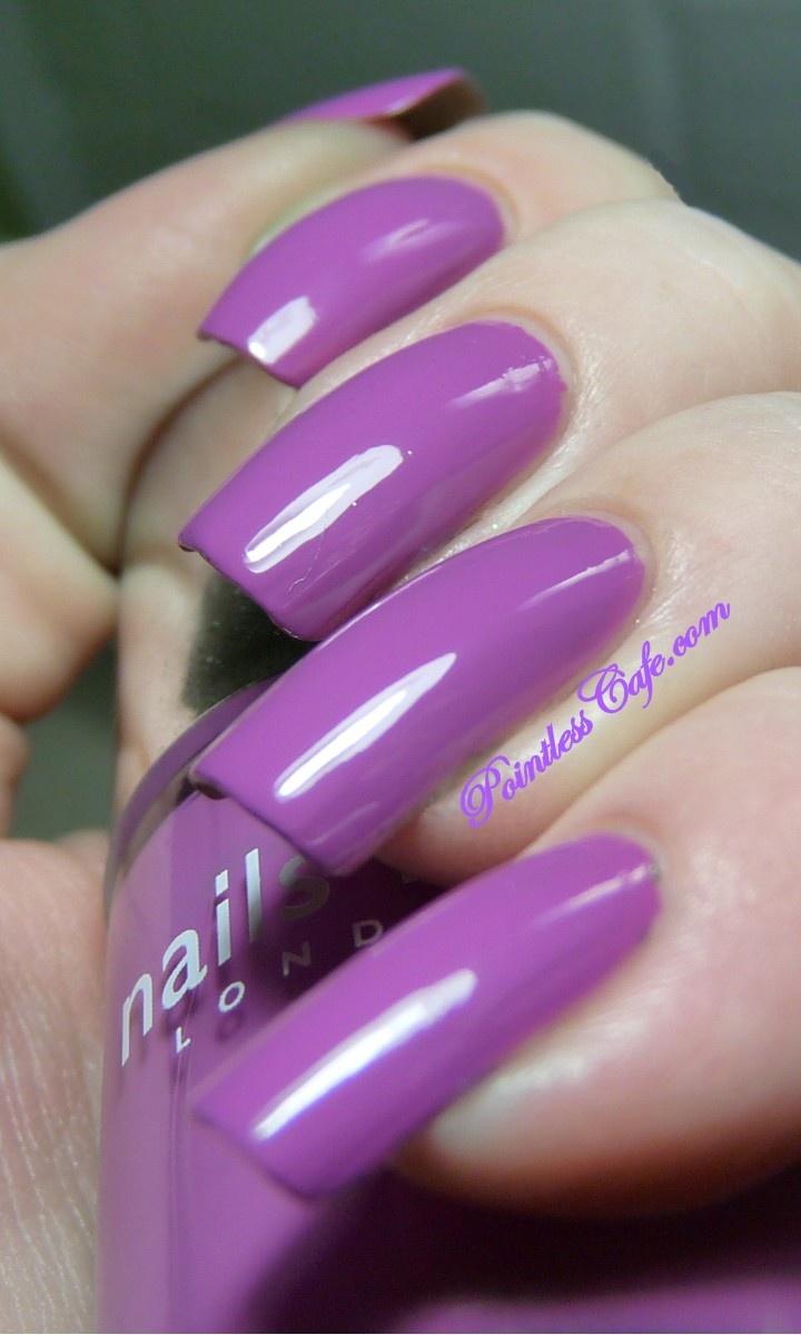Nails inc gel nail colors and gel nail polish on pinterest - Nails Inc
