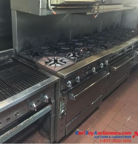 Restaurant Kitchen Auctions best 25+ restaurant equipment auctions ideas on pinterest | cafe