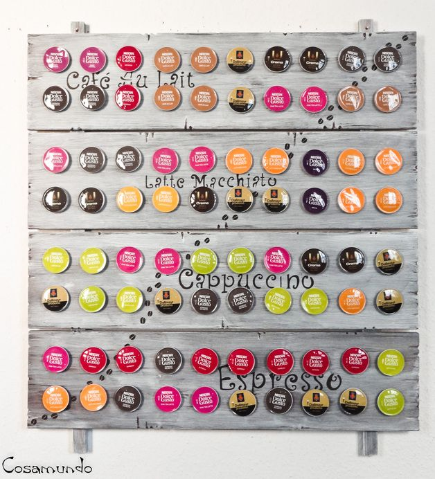 25 best ideas about capsule dolce gusto on pinterest nespresso recyclage - Nespresso distributeur capsules ...