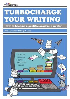 ebook: Turbocharge Your Writing: How to become a prolific academic writer [DOWNLOAD]