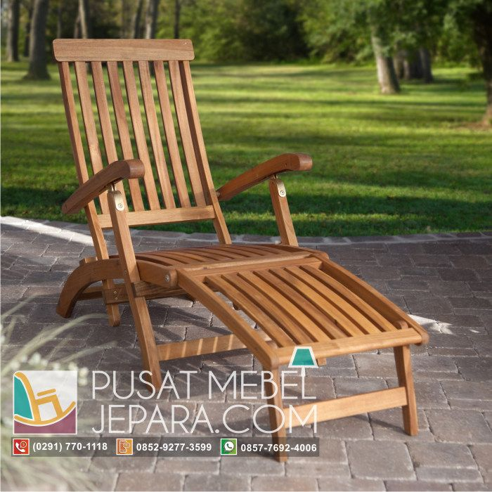 lounge-chair-kursi-santai-lipat-steamer