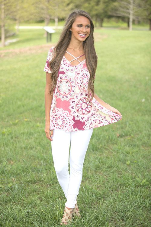 A Dash Of Confidence Blouse Pink - The Pink Lily