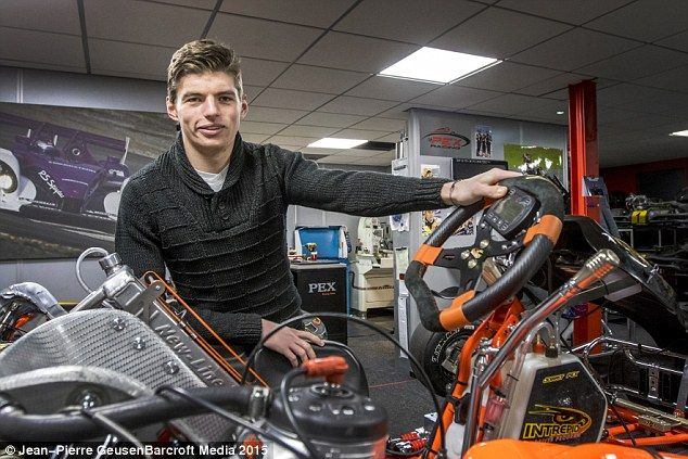 Max Verstappen will become the youngest driver in Formula One history in Melbourne this Sunday