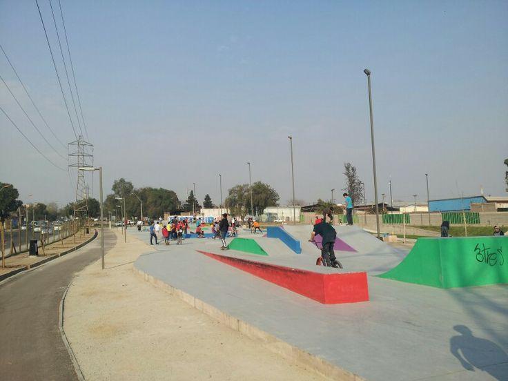 TheacolorsSkatepark