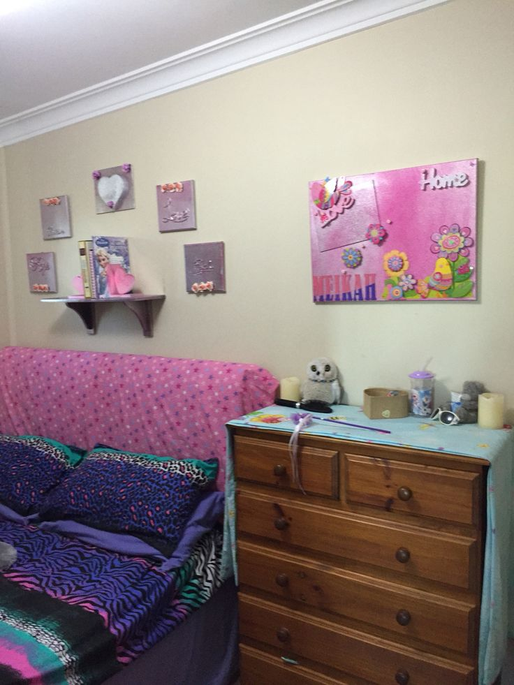 Finished my daughter room..