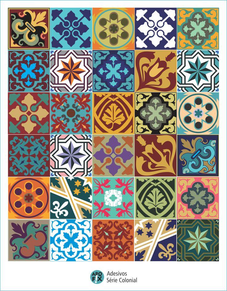 10 images about adesivos decorativos on pinterest for Azulejos decorativos