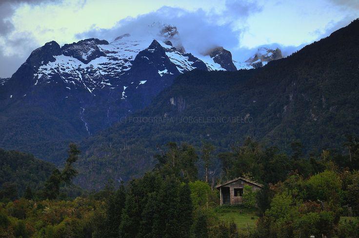 Soledades - - Hornopiren (Patagonia - Chile)