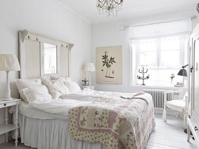16 besten Floristik und Deko Bilder auf Pinterest Balkon, Deko - schlafzimmer im shabby chic wohnstil