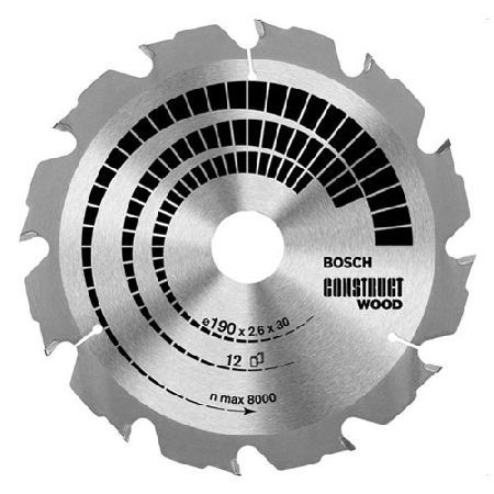 Bosch Construct Circular Saw Blade 230mm x 16 The Construct Wood is ideal for coarse cuts through construction site timber. Chamfered tungsten-carbide flat teeth and the special tooth design ensure enduring resistance and a hard bite. Dimensional http://www.MightGet.com/february-2017-2/bosch-construct-circular-saw-blade-230mm-x-16.asp