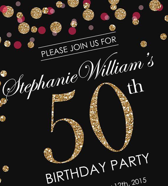 Best 20+ 50th Birthday Themes Ideas On Pinterest