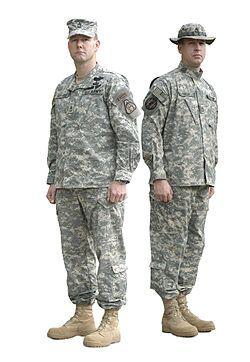 Army Combat Uniform - Wikipedia, the free encyclopedia