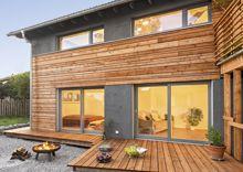 Hausbau moderner baustil  74 besten Inspirationen Fassarde Bilder auf Pinterest ...