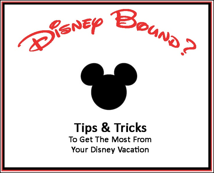 Disney Bound? A series by www.groundbeefbudget.com Find Tip and Tricks to planning your trip to save money, where to stay and how to get the most out of your WDW trip.