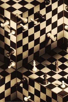 Pretty cool chess design