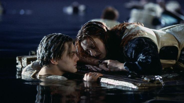 James Cameron doesnt in fact appreciate all of the haters and losers (and Mythbusters) out there who think Jack and Rose couldve shared their Titanic wandering board in the center of the Atlantic ocean.   #Jacks Titanic Death #Titanic #Titanic Death
