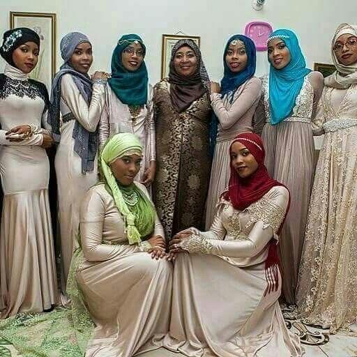 Beautful Muslim Women