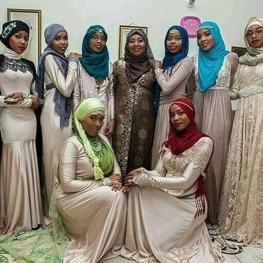 Beautful Muslim Women