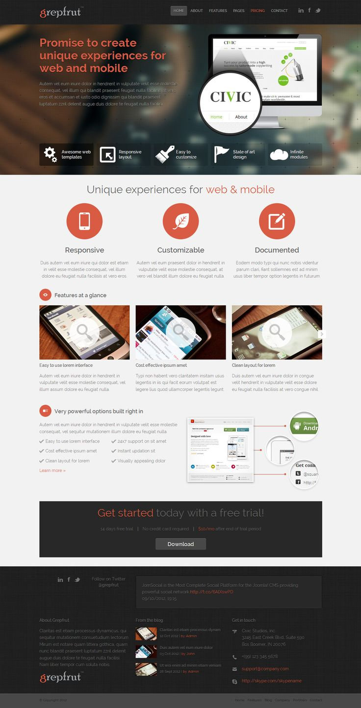 CUPID LOVE Dating Website HTML5 Template Download Nulled Rip