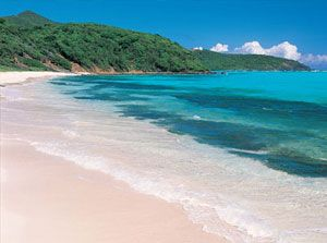 elbow beach, bermuda