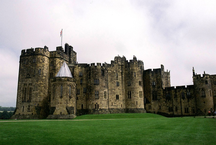 Alnwick United Kingdom  city pictures gallery : Alnwick Castle United Kingdom | Castle in the world | Pinterest