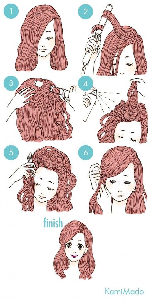 35 coiffures pour les femmes aux cheveux longs que tout le monde peut faire