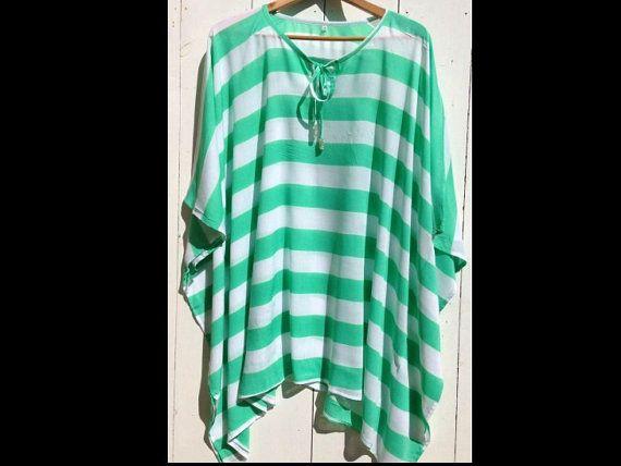 Kaftan box style, top, shirt, dress on Etsy, $69.00 AUD