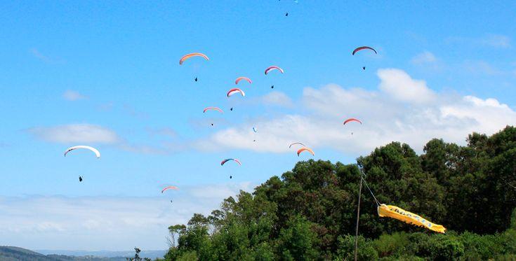 Gleitschirmfliegen Schnupperkurs Winterkasten für zwei Tage #Fallschirm #Geschenk #Heimat