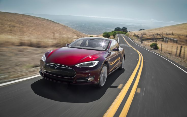 Today, we will take a look at some of the best pictures of the best electric car – Tesla Model S. The Tesla Model S is, without a doubt, the best electric
