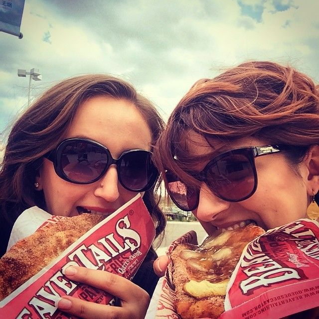 Good times with BeaverTails :) Instagram photo by @cjruta (Catherine)