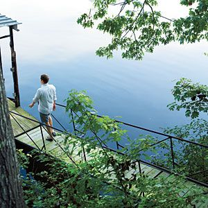 Before and After: Lake Retreat   The Perfect Escape   SouthernLiving.com