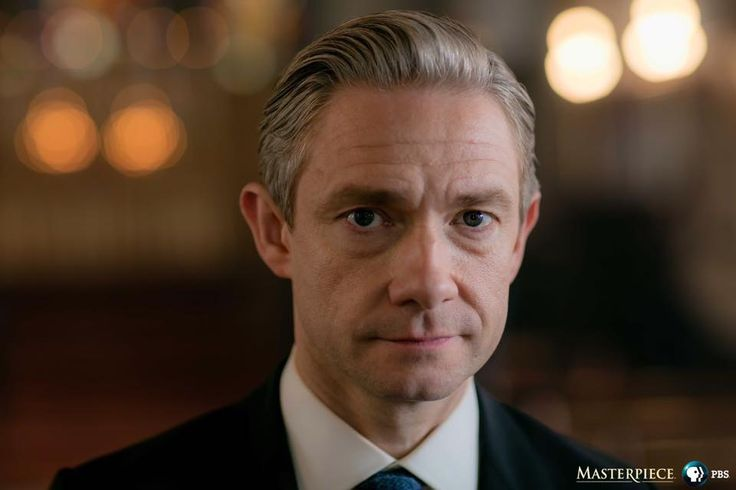 How does Martin Freeman only continue to get more handsome?
