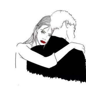 """""""Y en el futuro quién sabe. Pero hoy tú, siempre , siempre ,siempre TÚ."""""""