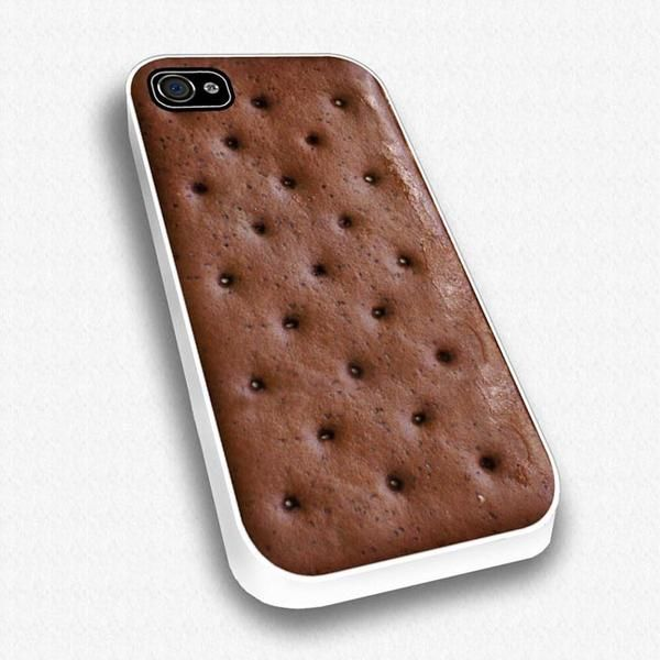 Ice Cream Sandwich iPhone 4 Case.  :)
