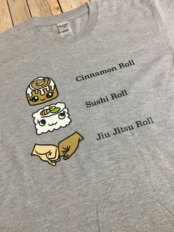 Jiu Jitsu Funny MMA Gym Workout Gift Idea Long Sleeve T Shirts Tees Tshirts