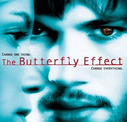 The Butterfly Effect: Film Worth, Travel Movies, Movies Series Actor, Algo Tão, Favorite Movies, Borboleta Pode, Movies Movies Movies, 2004 Ashton, 2004 Algo