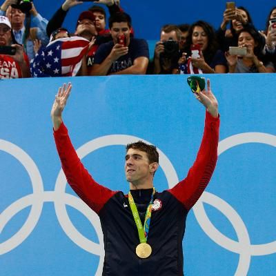 Sports: Experience Michael Phelps Joy When He Wins Each of His 23 Gold Medals