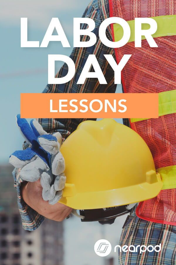 Labor Day classroom activities to integrate technology in the classroom. These no-prep lesson plans increase use of tech and classroom management and …