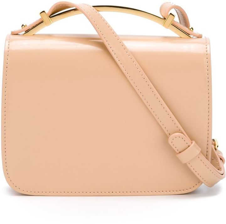 This Marni bag is perfect for the office.