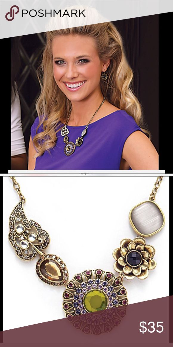 "Park Lane ""Casablanca"" Necklace and Earnings Park Lane ""Casablanca"" Necklace and earrings! -Beautiful! Park Lane Jewelry Necklaces"
