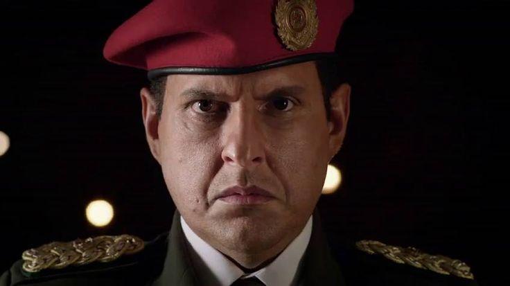 """""""El Comandante"""": la serie sobre Hugo Chávez que Venezuela prohíbe ver"""