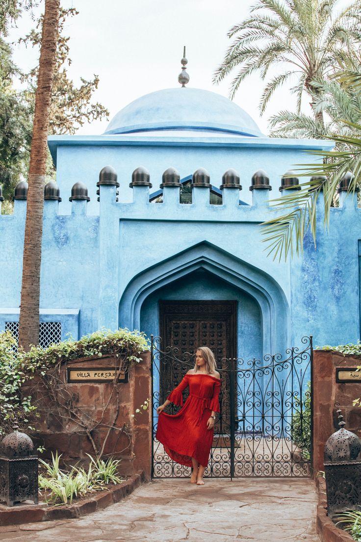 Marrakech | Es Saadi Palace // www.wanderfullyrylie.com ✧ Pinterest: wanderfullyrylie ; Instagram: wanderfullyrylie