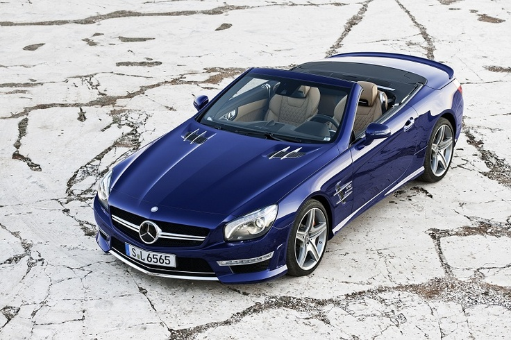 Mercedes-Benz SL 65 AMG. Join us at http://www.facebook.com/mercedesbenzmccarthy