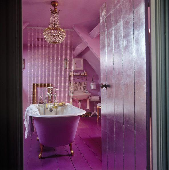1000 ideas about purple bathrooms on pinterest bathroom for Purple and brown bathroom ideas