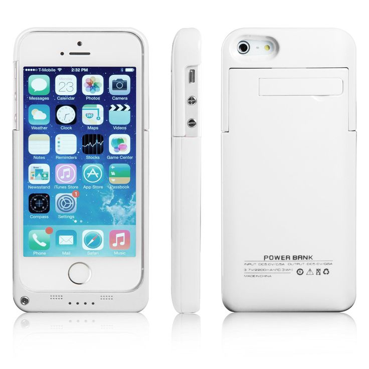 iPhone 5 5s SE power charging cases available from our online webstore