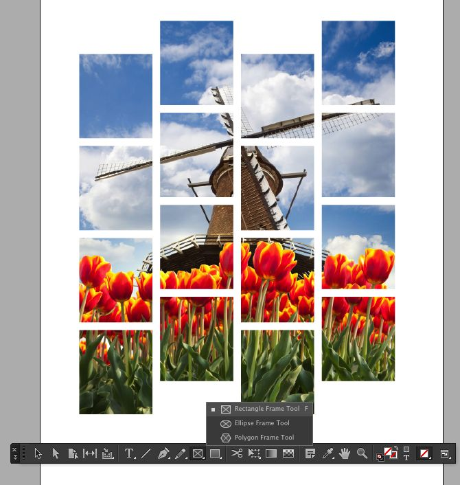 how to use indesign quick