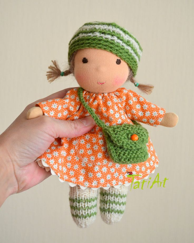 239 best waldorf pocket dolls images on pinterest - Material waldorf ...