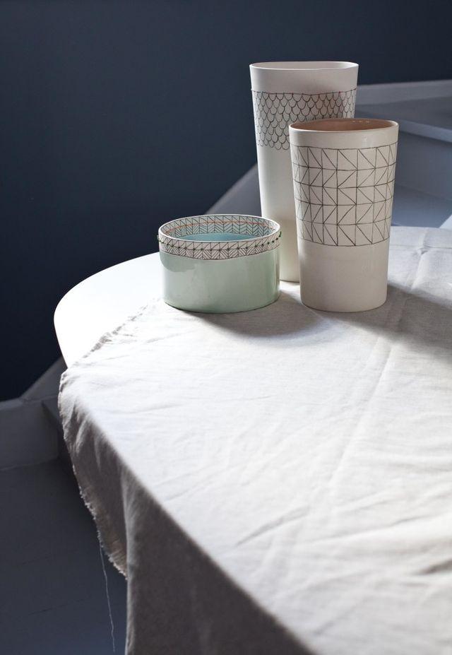 Anna Westerlund Ceramics – Watermelon collection