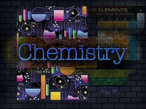 """Chemistry Posters  with """"Bop & Weave"""" by Bob Crawford"""