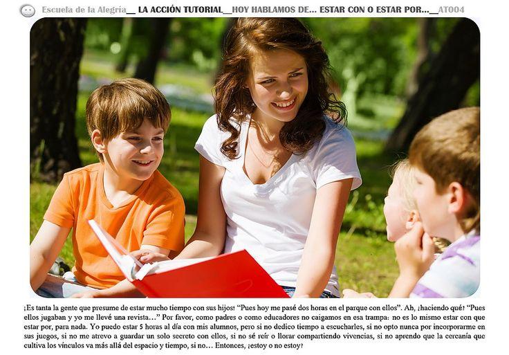 Escuela de la Alegría | Colección Recursos La Acción Tutorial